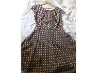 Wallis dress size 14-used