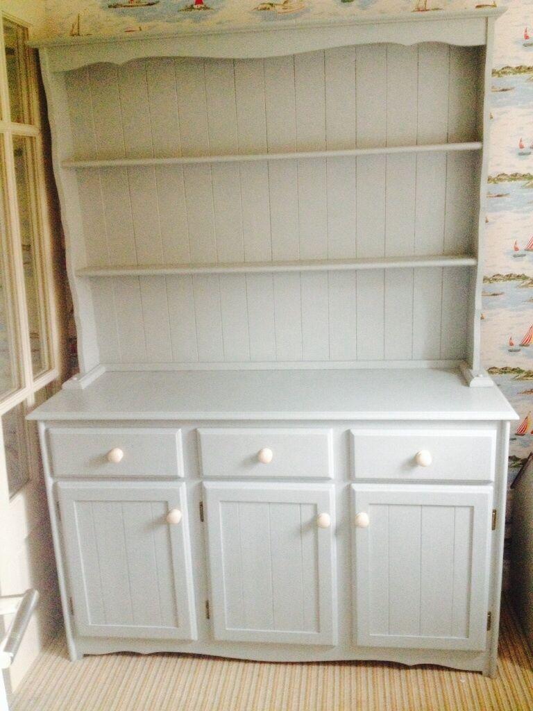 Duck egg blue Painted kitchen dresser | in Kingsteignton, Devon ...