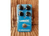 TC Electronic Flashback Delay & Looper pedal with TonePrint