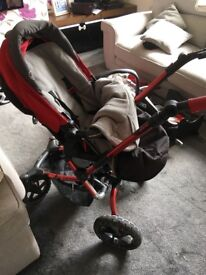 Jane Crosswalk Travel System & Car Seat