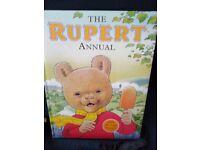 Rupert the bear annual new