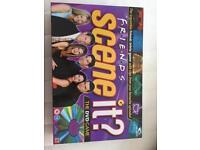 Friends Scene it board game with DVD