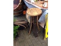 Whisky Stave stool