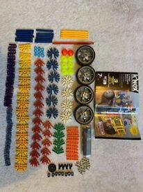 Knex 4 Wheel Drive Truck Set 11414 Lights Complete IP1