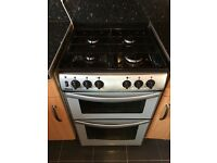 New World freestanding gas cooker