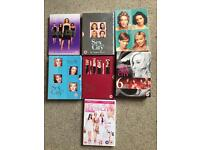 Sex and the City all series DVD sets