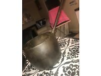 Holcroft and sons cast iron pot