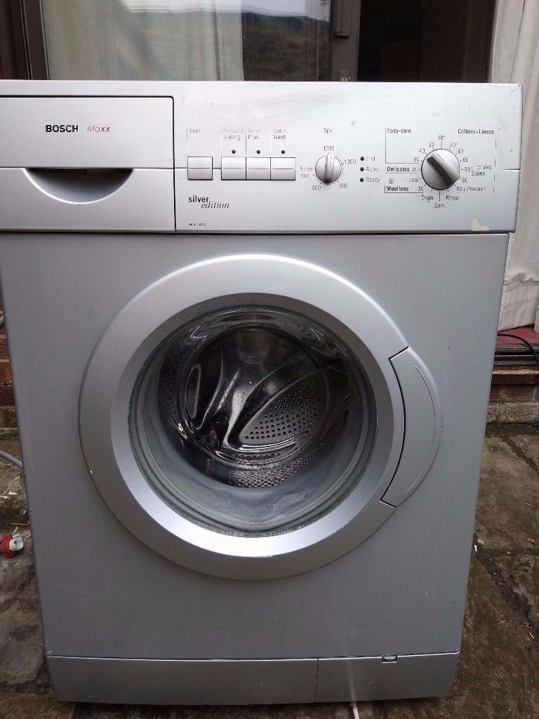 Bosch 6kg Washing Machine A Energy Can Deliverin Thornbury, BristolGumtree - Fully working Bosch washing machine but has a few scratches as can be seen from the pictures. Free delivery or collection. Requires hot and cold feed Classification By Wash Efficiency A Depth in cm 59 Depth (cm) 59 Energy Efficiency A Energy Label A...