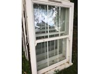 5 sliding PVC windows