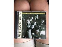 CD The Best of Gerry Mulligan Quartet with Chet Baker