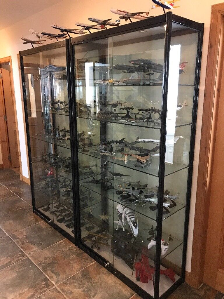 Large Gl Display Cabinets Ideal For