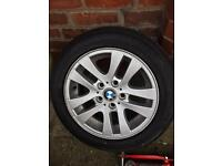 "BMW 3series original alloy wheels 4x 16"""