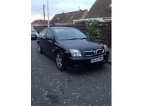 Vauxhall Vectra 2005 1.8L Black