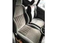 Classic mini full interior