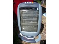 Electric Oscillating Heater