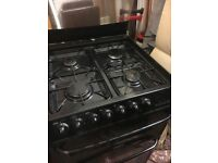 Duel fuel freestanding cooker, ex, cond, could deliver