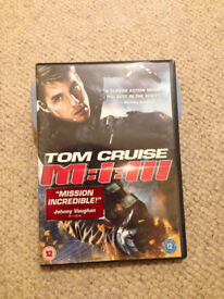 Mission Imposible III [DVD]