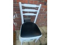 Kitchen chairs great refurb project