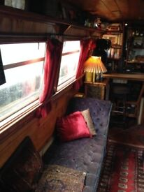 62ft Narrowboat Central London for Sale. Price negotiable.