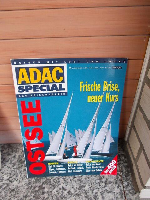 ADAC Spezial Nr. 14, Das Reisemagazin: Ostsee
