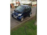Smart car pulse soft touch auto 2002