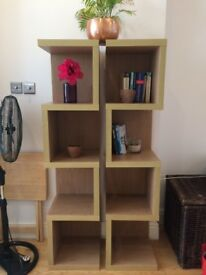 Shelves/shelving unit/set of 2