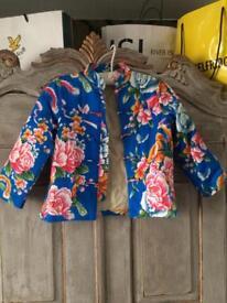 Oriental child's jacket