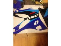 Yz250 graphic 2004
