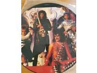 Queen picture disc