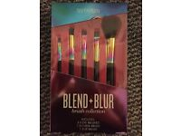 Blend and Blur brush set