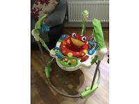 Fisher Price Rainforest Jumperoo FOR SALE