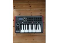 Novation Impulse 25 Midi Controller Keyboard (New & Boxed (without manual))