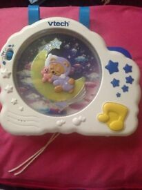 Vtech projector light and music