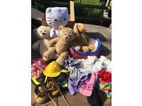 Build a Bear Large Bundle
