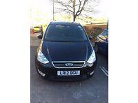 Ford Galaxy TDCI Automatic Reg 12 PCO Ready
