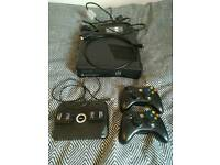 Xbox 360 Slim 250Gb with 13 games
