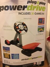 Plug&play power drive 30 games in 1
