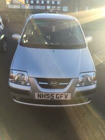 Hyundai amica 80000 miles on the clock 10 months mot