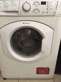 Hit point washing machine