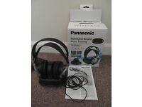 Panasonic Wireless Headphones RP-WF950