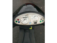 Piaggio Vespa 70cc not sh,pcx, forza, gts