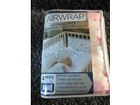 Airwrap Cot Bumper