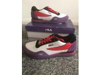 Fila trainers size 9