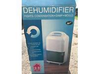 Brand new dehumidifier
