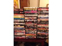 DVD'S FOR SALE! Hundreds of titles! (50p each) box sets from £1 or make me an offer (All Genre's)