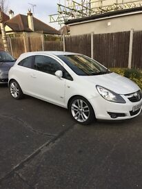 Vauxhall Corsa sxi 1.2l very condition