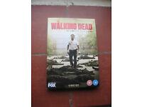 Walking Dead Season 6 DVD -
