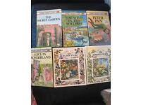 6 children's classics Ladybird and Brambley Hedge