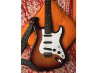 Carvin Kiesel Bolt Ebony fretboard Stratocaster Guitar Fender Suhr Tom Anderson PRS Swap trade 💻
