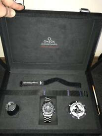 Omega speed master moon watch